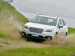 身擁全能跨界戰力 Subaru Outback 2.5i-S