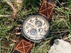 重返戰地前線 elegantsis JF48 D-DAY 諾曼第戰役腕錶