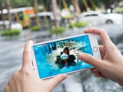 iPhone 8 plus x AR遊戲 完全不同的動作派玩法