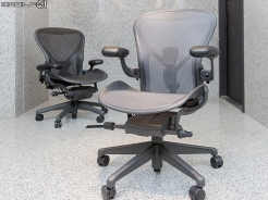 經典名椅全新進化  Herman Miller New Aeron Chair
