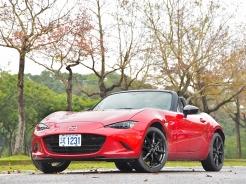 難以抗拒的魅力 Mazda MX-5