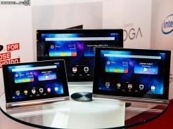 【倫敦獨家直擊】Lenovo Yoga Tablet 2 & Tablet 2 Pro 打造全新使用體驗