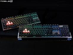 輕快手感 炫彩背光 微星VIGOR GK80 RED&VIGOR GK70 RED遊戲鍵盤試用