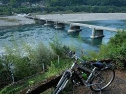 一日單車之旅-探訪日本最後清流四萬十川