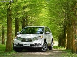 目指衛冕王座 Honda CR-V 2.4S