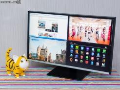 超高解析 多重輸出 Samsung UD970 4K顯示器