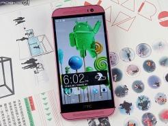HTC One M8 吃Android 5.0棒棒糖 效能大提升