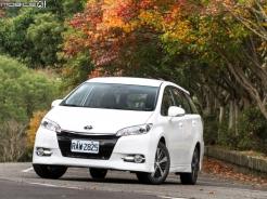 迎接智慧行動生活 Toyota Wish 2.0尊爵智慧行