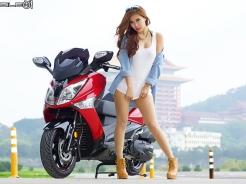 休旅本質 跑格加持 SYM GTS300i ABS Sport