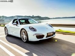 以創新演繹經典 Porsche 911 Targa 4新加坡試駕