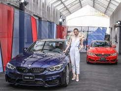 【採訪】新年式上市 BMW M3/M4 標配Competition Package競技套件
