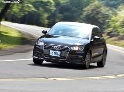 以小博大 Audi A1 Sportback 25 TFSI