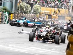 震撼不已的極速饗宴 2015澳門Grand Prix大賽採訪紀實