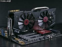 完全靜音的散熱設計 華碩STRIX GTX970顯示卡實測