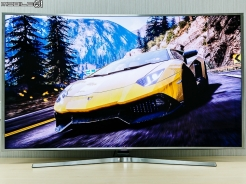 SAMSUNG SUHD 黃金曲面 Smart TV UA65JS9000 4K 再進化