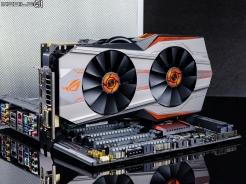 突破極限 華碩ROG Matrix GTX 980 Ti顯示卡