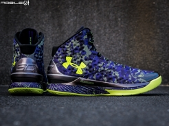 Stephen Curry首款個人簽名球鞋 - Under Armour CURRY ONE