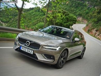 Volvo V60大改款西班牙試駕,旅行也要堅持有品味!