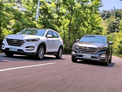 All New Hyundai Tucson 國產休旅巨棒