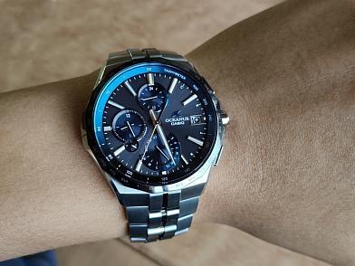 Oceanus s5000 美到不行的手錶 分享