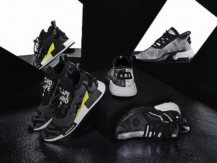 排隊神鞋再臨  adidas Originals by A Bathing Ape x Neighborhood 三方聯名即將開售