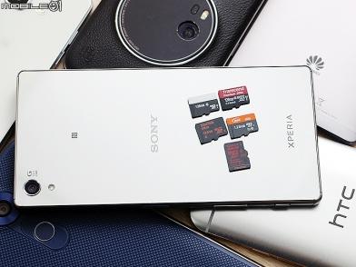 買張128GB microSD卡過新年 五大品牌 x 六款手機測速