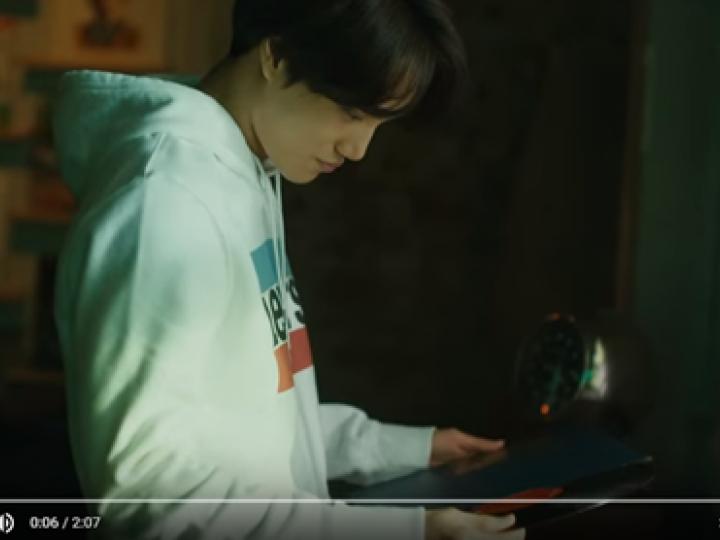 LEVI'S春日系列  與韓團EXO團員KAI合拍形象影片