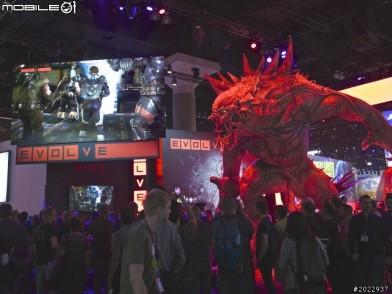 【E3 2014】《惡靈進化》獵人怪獸誰獵誰? 最新公開雷電巨妖克雷肯