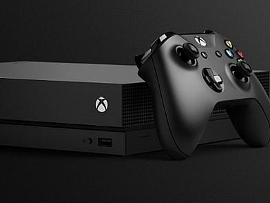 【E3 17】天蠍計畫定名XBOX ONE X 史上最強效能主機11月7日全球上市