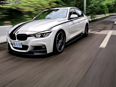 BMW 340i M Performance Limited Edition 身披黃金甲