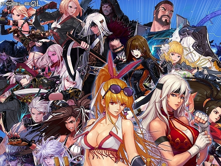 《Dungeon Fighter Online》國際版實裝「Origin」更新 集結13年大成的二...