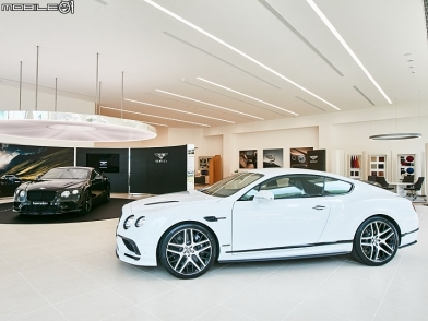 【採訪】710hp、限量710輛,Bentley Continental Supersports登台亮相!