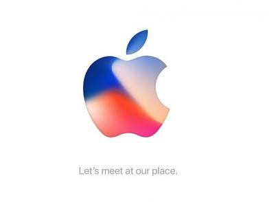 來了!蘋果宣佈9/12發表iPhone 8
