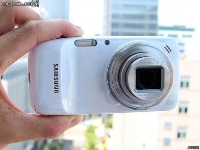 Phonemara概念 Samsung GALAXY S4 Zoom 相機型手機