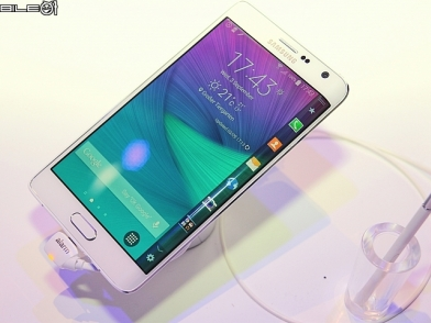 [IFA 2014] SAMSUNG發表GALAXY Note 4、GALAXY Edge與Gear S、Gear VR