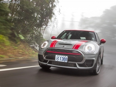 壞壞惹人愛 Mini JCW Clubman ALL4