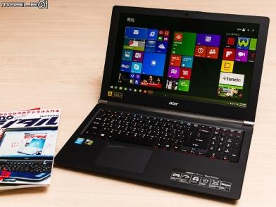 Acer Aspire V 15 Nitro 打造尊爵風格筆電