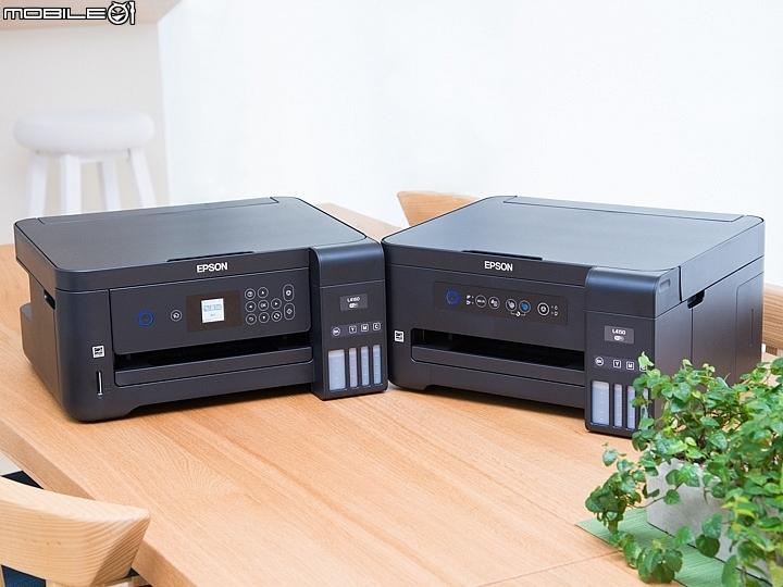 輕省商用之選!EPSON 「L4160 / L4150」連續供墨複合機?實測分享!