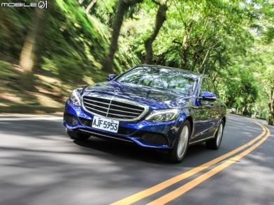 向奢華之路邁進 Mercedes-Benz New C-Class