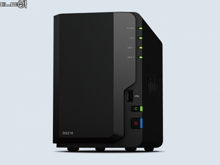 群暉Synology DiskStation DS218與FlashStation FS1018雙機齊發