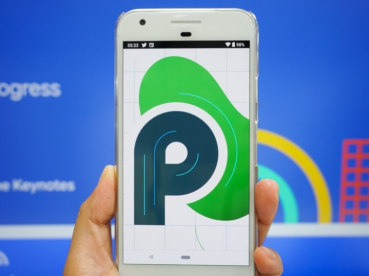 Google IO/ Android P Beta版今天開放試用  SONY、小米、OPPO等手機...