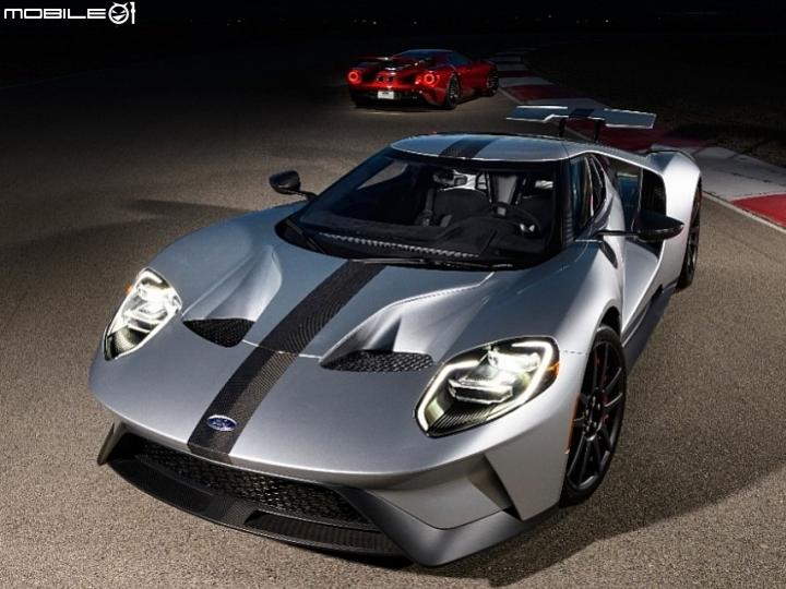 【2018台北車展預覽】Ford傳奇車款再現,新一代Ford GT強悍襲台!