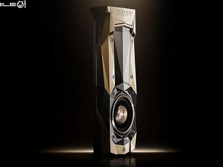 首款Volta架構顯示卡來了 NVIDIA全新TITAN V顯示卡王降臨