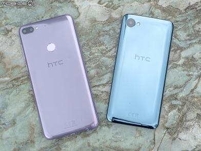 HTC Desire 12/12+ 體驗報告 質感外觀不輸旗艦!