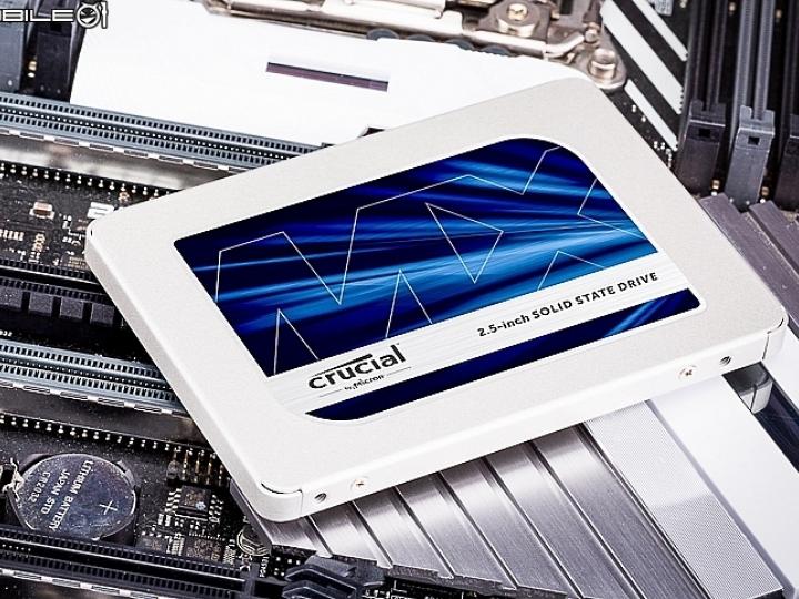 容量最大2TB 美光推出全新Crucial MX500 SSD