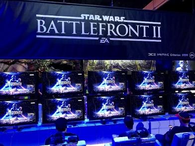 【E3 17】PS4《星際大戰:戰場前線2》玩家實機體驗影片