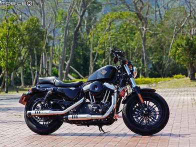 暗黑訂製降臨 Harley-Davidson Forty-Eight Dark Cutsom