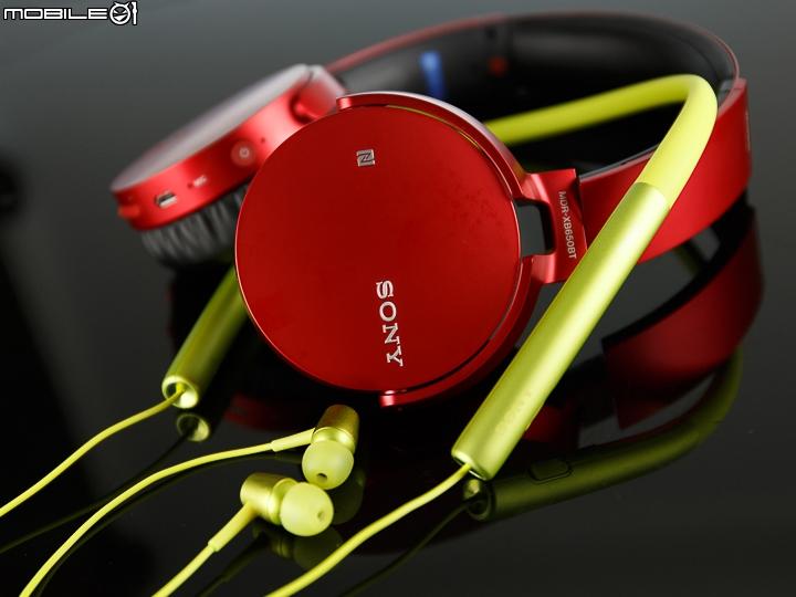 聆聽時尚 SONY h.ear in Wireless Extra Bass 試聽報告